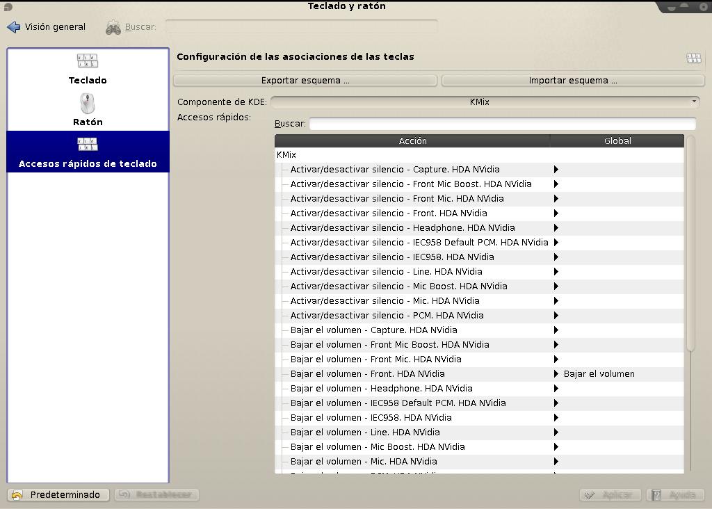 Configurar Los Accesos Pidos Del Teclado Fedoreando