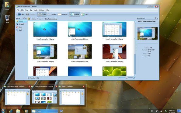 Vistar7 - Windows 7 Transformation Pack.