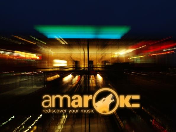 Amarok Splash.