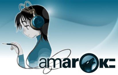 Headphone Musume Amarok Splash.
