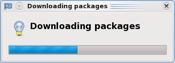 Descargando e instalando paquetes...