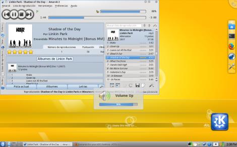 KOSD 0.4.2 en KDE 4.2.4.