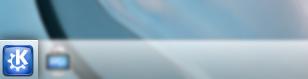 Menú principal de KDE.
