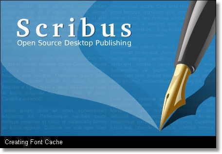 Scribus.