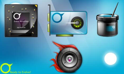 Evolve Air Icons 2