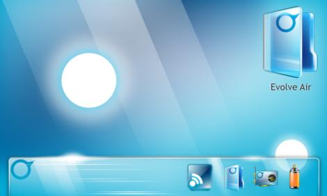 Evolve Air Icons