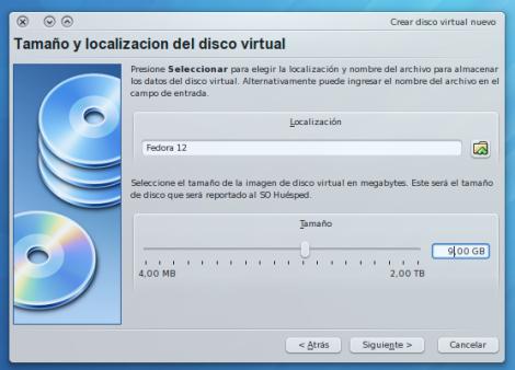 Creando una máquina virtual6