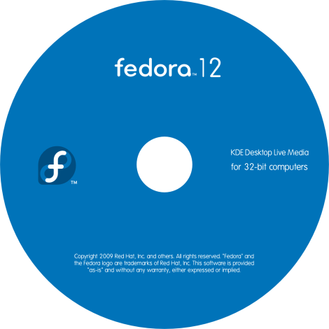 F12 CD Label